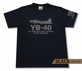 YB-40 ガンシップ Tシャツ
