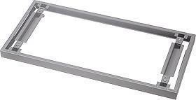 pl511 635-357 Garage 収納家具 スチール製 システム収納L5 収納庫 下置き用 ベース 幅90 奥行42.7 高さ5cm