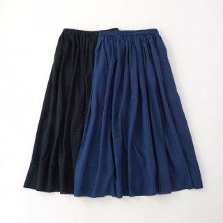 カディタラスカート(透かし織り)
