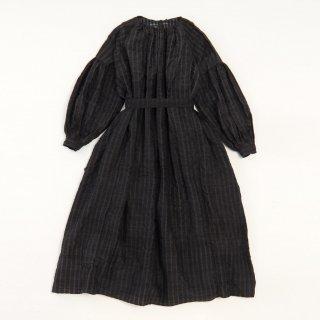 maku BAOBAB - 50% cotton & 50% silk handwoven dress