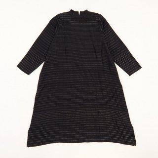 maku Quagga - 100% silk handwoven dress