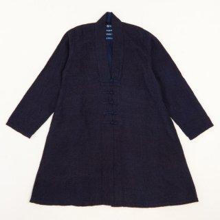 【予約商品】maku GUACAMAYO - cotton & silk & wool handwoven dress