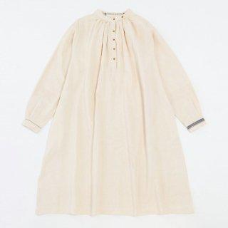 maku NARWHAL - 50% cotton & 50% silk handwoven dress