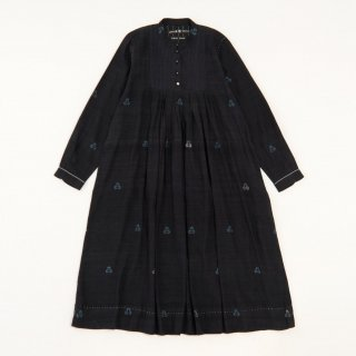 maku KIANG - 100% cotton handwoven dress