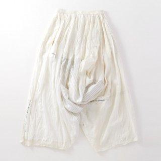 maku ZEGENDI - 70% Cotton & 30% silk Handwoven Full Pants