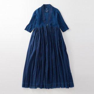 maku DZIBAN - 70% Cotton & 30% Silk Handwoven Dress