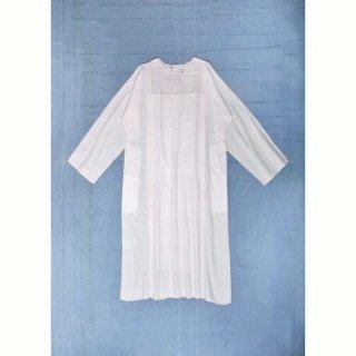 maku HASRAT - 60% Cotton & 35% Linen & 5% Silk Handwoven Dress