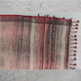 【予約商品】0015 Art Weaving Stoles from Bhujodi, Kutch ブジョディのアート織ストール