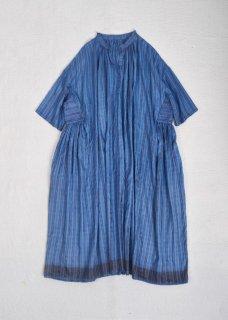 【再入荷】maku UDUMBARA - 100% Silk Handwoven Dress