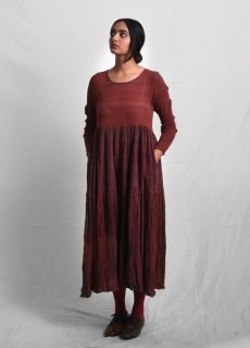 HIRI - 100% Cotton Handwoven Dress