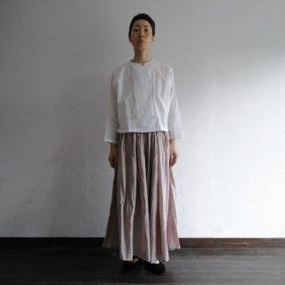 【予約商品】バンダニ染カディブーミーパンツ(ログウッド)