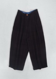 maku DAANESH_396 - 100% Wool Handwoven Pants