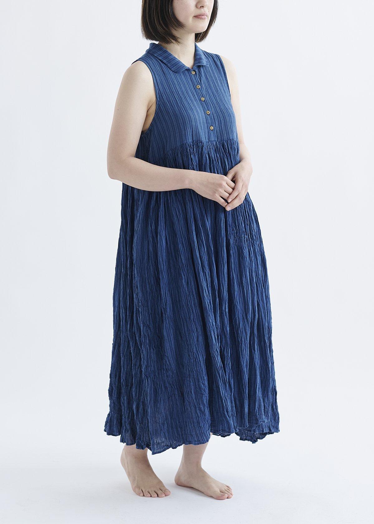 maku ARA - 100% Cotton Handwoven Dress