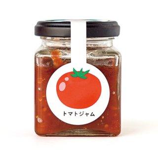 完熟トマトで作った「赤トマトジャム」