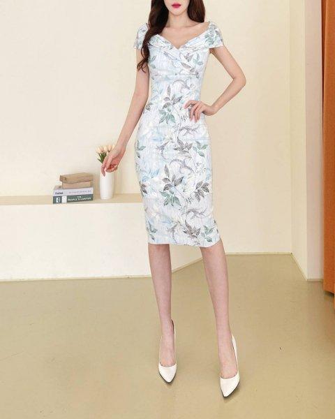 【韓国ドレス】 送料無料 【35114】
