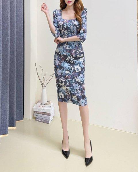 【韓国ドレス】 送料無料 【35160】