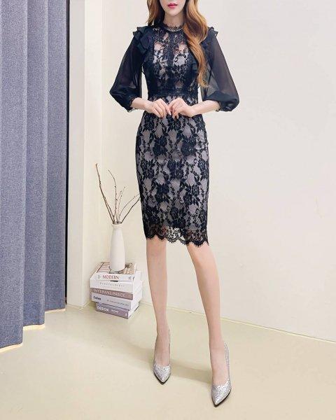 【韓国ドレス】 送料無料 【35161】