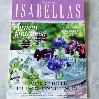 ISABELLAS2019 No,2(バックナンバー)