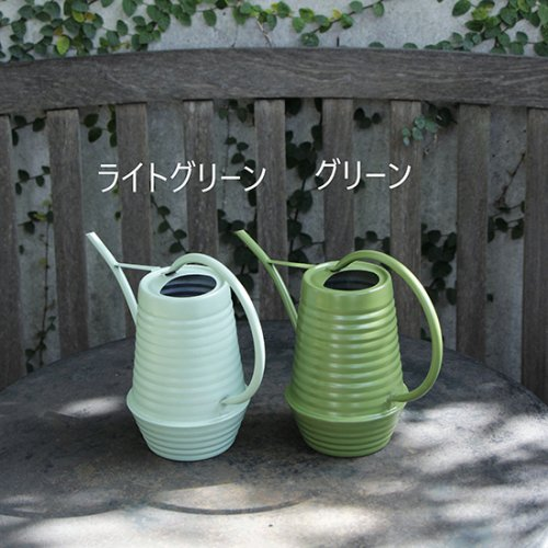 <img class='new_mark_img1' src='https://img.shop-pro.jp/img/new/icons47.gif' style='border:none;display:inline;margin:0px;padding:0px;width:auto;' />Green indoor watering can