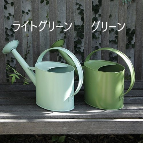 <img class='new_mark_img1' src='https://img.shop-pro.jp/img/new/icons14.gif' style='border:none;display:inline;margin:0px;padding:0px;width:auto;' />Green outdoor watering can