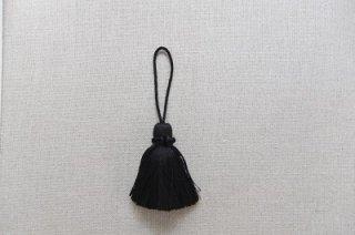リボンタッセル(小) ブラック