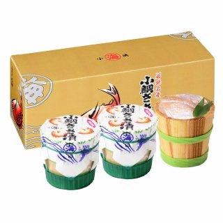 丸海 小鯛笹漬け(ささ漬) 大樽 160g 3樽