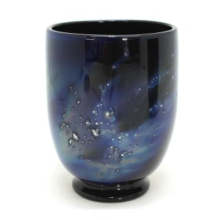 銀河台付ロックグラス