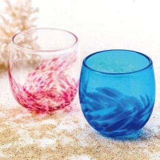 陽桜&天色グラス2個ギフトセット
