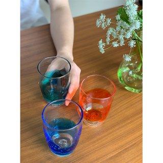 泡沫(うたかた)グラス3個セット