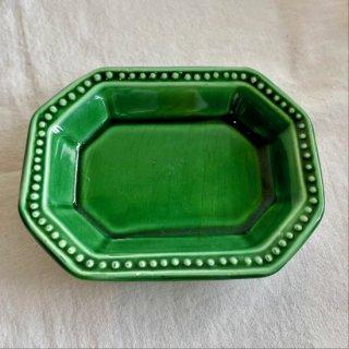 南仏ピション窯 オクトゴナル小皿