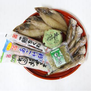 浜坂ふるさと味の物語 AT-002【送料無料】0001