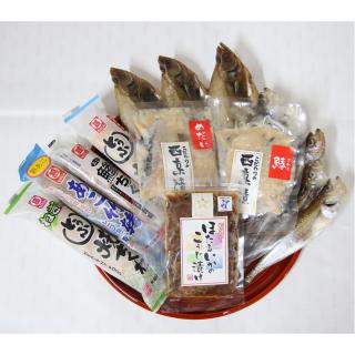 浜坂ふるさと味の物語 AT-005【送料無料】0001