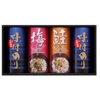 【送料無料】お茶漬け・有明海産味付海苔詰合せ「和の宴」ON-BO 2661