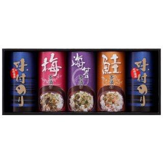 【送料無料】お茶漬け・有明海産味付海苔詰合せ「和の宴」ON-BE 2661