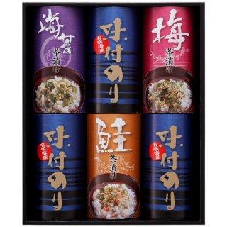 【送料無料】お茶漬け・有明海産味付海苔詰合せ「和の宴」ON-CO 2661