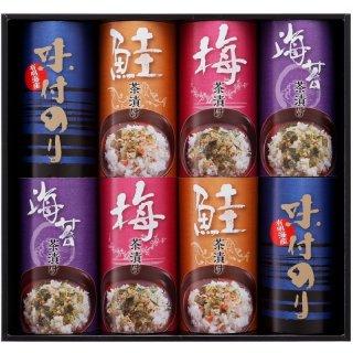 【送料無料】お茶漬け・有明海産味付海苔詰合せ「和の宴」ON-DO 2661