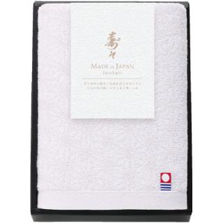 寿々(じゅじゅ)紅白タオルセット(白)60306 0091