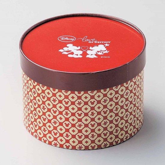 3180-02ミッキー LOD 中鉢セット(紙管ボックス入)3180-02 2761