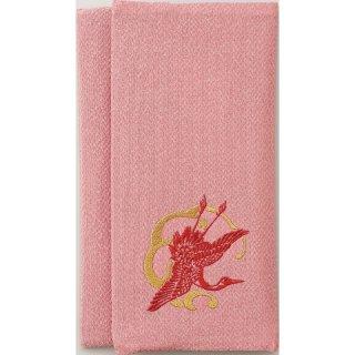 リバーシブル慶弔ふくさ ピンク・パープル 408-201 1801