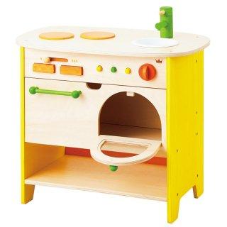 森のアイランドキッチン 9093