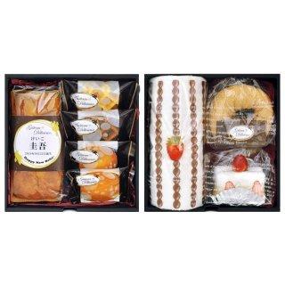 ガトー・デリシュー 焼き菓子詰合せ&ケーキタオル NYU-30F【お名入れ】0051