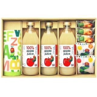 はらぺこあおむし りんごジュース詰合せ SHA-50 0051