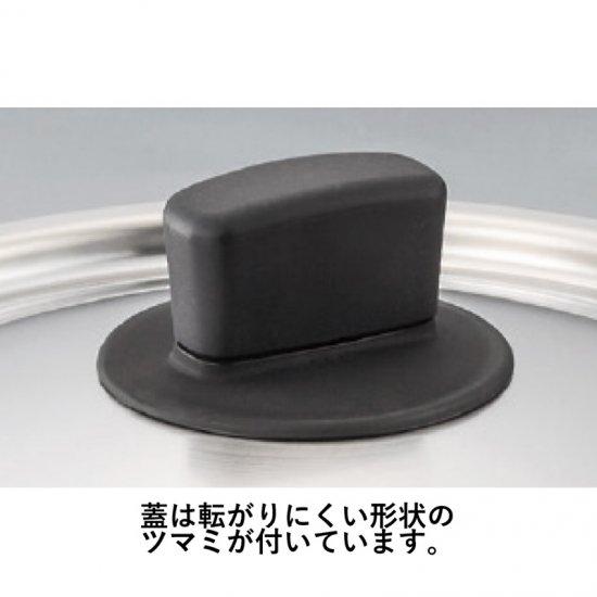 SE-04創燕 両手鍋20cm SE-04 0045