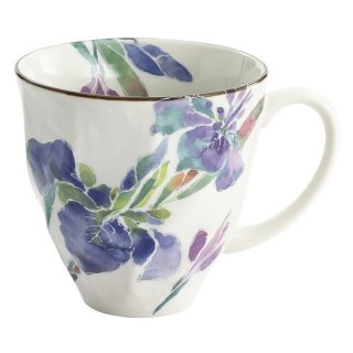 花ごころマグカップ アヤメ 03647 3761