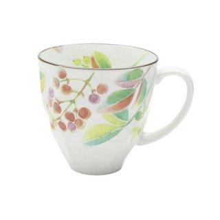花ことばマグカップ 南天(1個箱)40517 3761