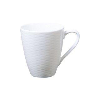 ノリタケ リズモホワイト マグカップ T5355L/1610 0128
