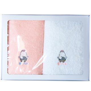 湯〜たん 高吸水タオルセット F/T2P DH-6-2-1 0001