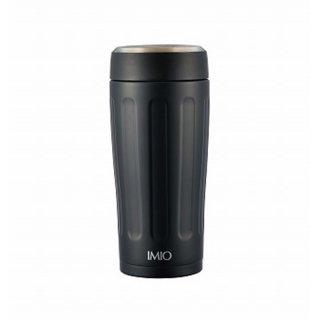 イミオ ポータブルタンブラー360ml ブラック IM-0002 8910