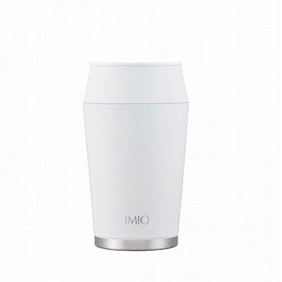 IM-0015イミオ デスクタンブラー240ml ホワイト IM-0015 8910