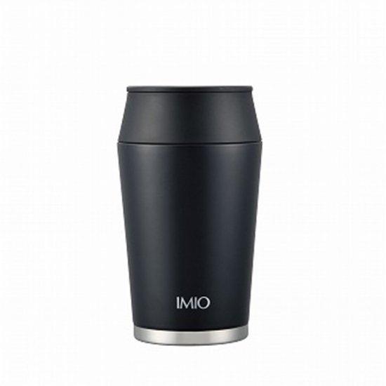 IM-0017イミオ デスクタンブラー240ml ブラック IM-0017 8910